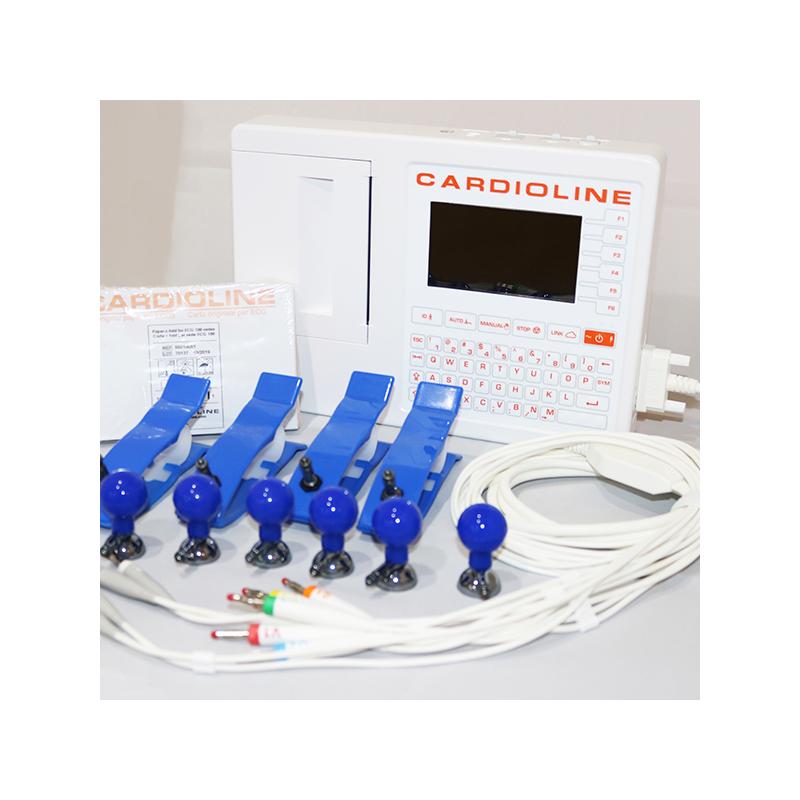Electrocardiógrafo Cardioline 100S